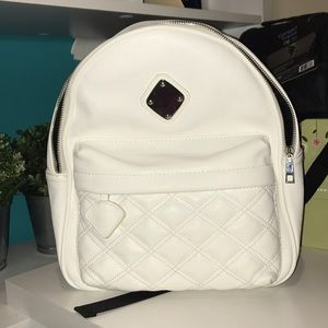 Brand new Claire's mini backpack